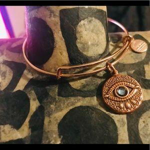 Alex & Ani Evil Eye bracelet